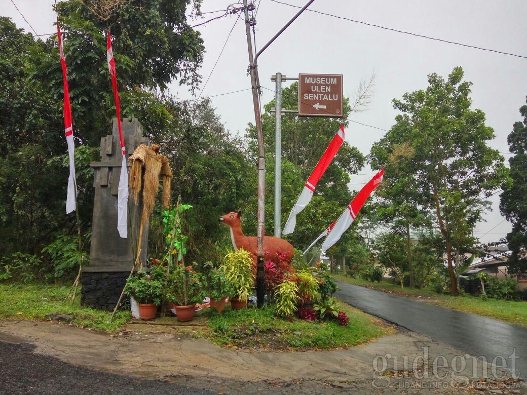 Museum Ullen Sentalu Yogyakarta Yogya Gudegnet Kab Sleman