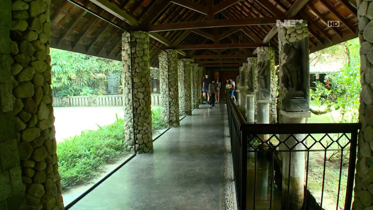 Net24 Museum Ullen Sentalu Yogyakarta Youtube Kab Sleman