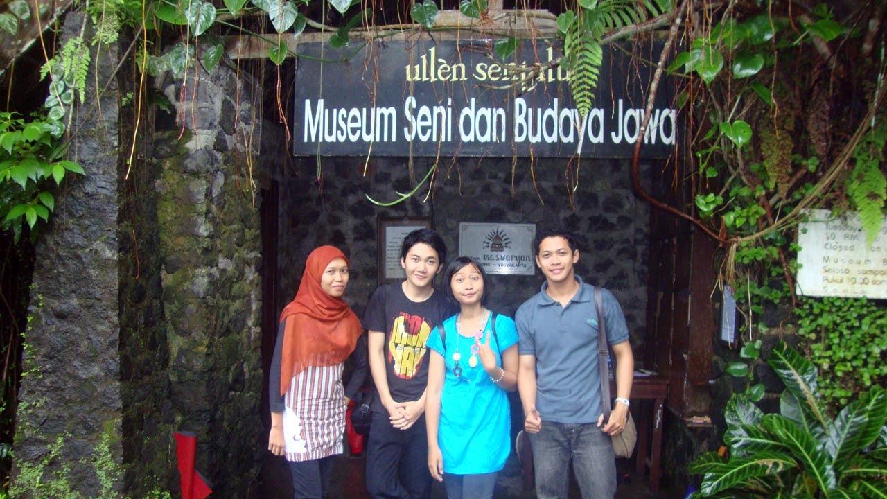 Pariwisata Indonesia Museum Ullen Sentalu Sleman Yogyakarta Youtube Kab