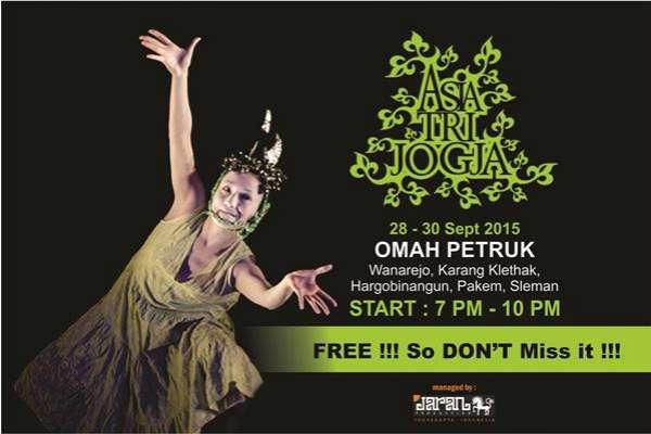 Asia Tri Jogja 2015 Yogya Gudegnet Festival 10 Beats Omah