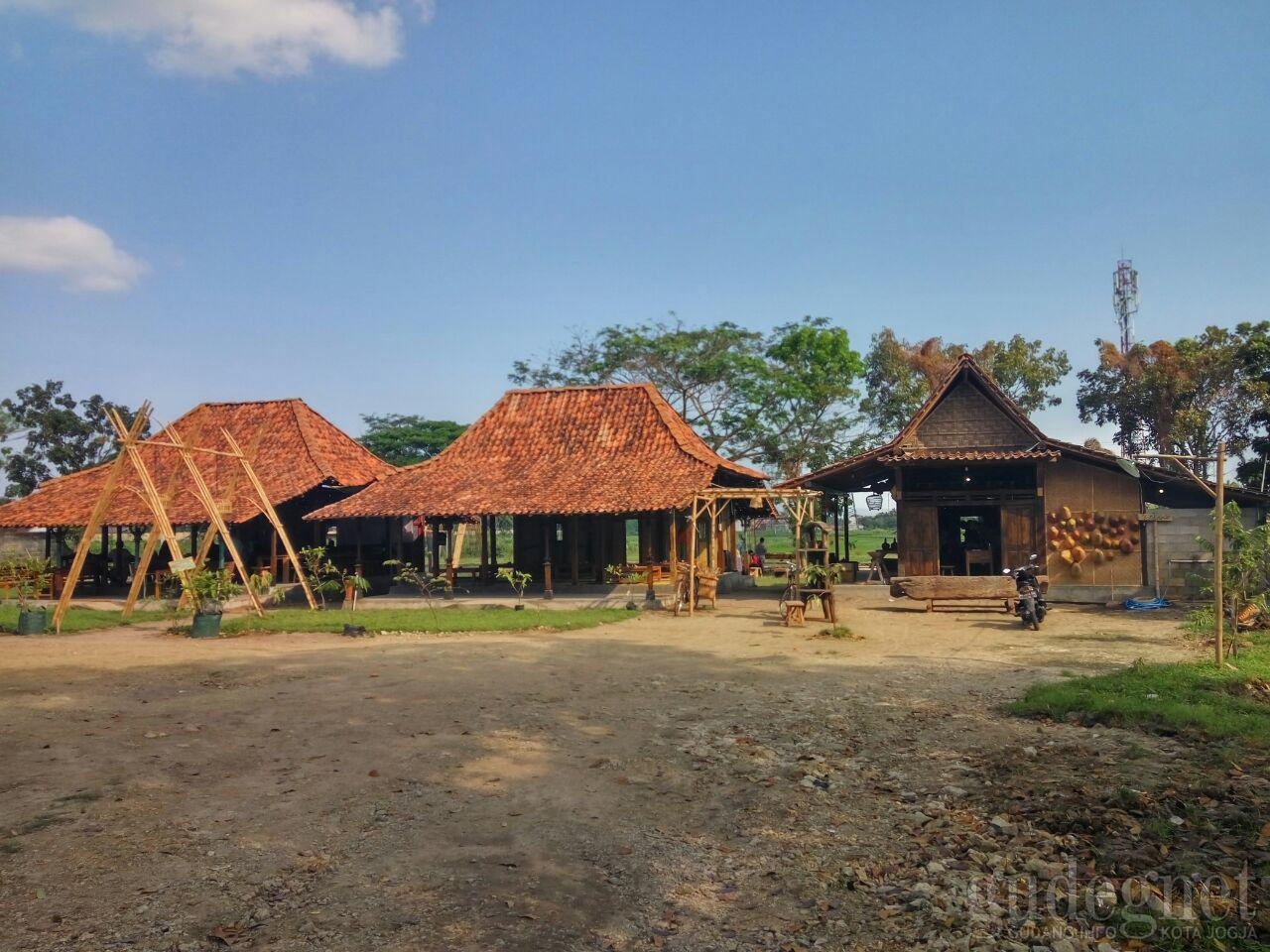 Desa Wisata Yogya Gudegnet Kampoeng Mataraman Jogja Rumah Budaya Omah