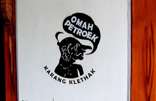 Menikmati Seni Patung Omah Petruk Sleman Jogja Petatempatwisata Rumah Budaya