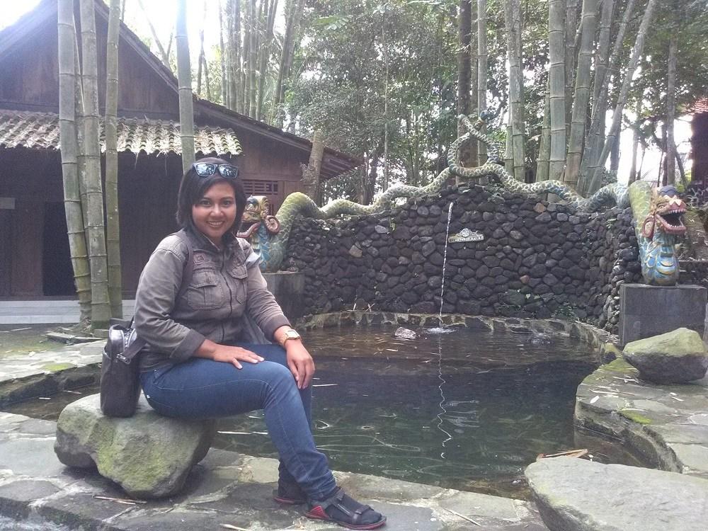 Omah Petroek Rumah Budaya Berbasis Ekologi Elizhabet Elzha Petruk Kab