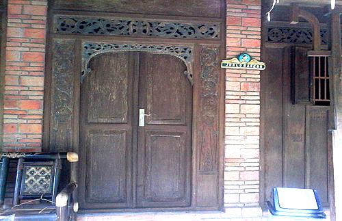 Rumah Budaya Omah Petruk Karang Kletak Epic Travelers Epictravelers Joglo