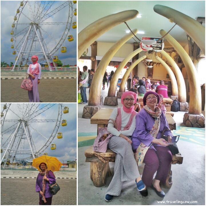 Dolanan Sindu Kusuma Edupark Yogya Traveling Emak Sapi Park Yogyakarta