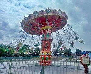 Paket Tour Jogja Bianglala Raksasa Sindu Park Kusuma Edupark Tempat