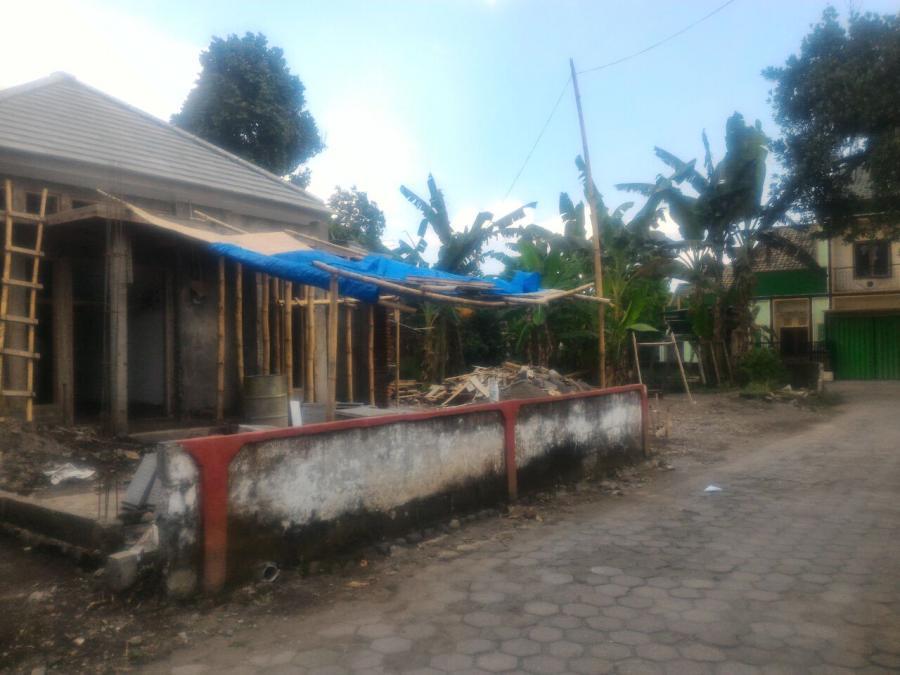 Rumah Dijual Jl Kabupaten Dekat Sindu Kusuma Park Yogyakarta Kab
