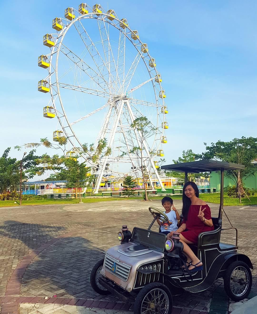 Sindu Kusama Edupark Wahana Bermain Belajar Yogyakarta Park Kab Sleman