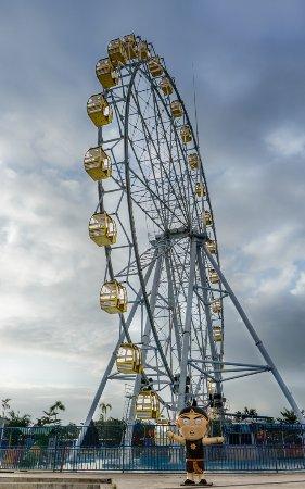 Sindu Kusuma Edupark Picture Sleman Ferris Wheel Park Yogyakarta Kab
