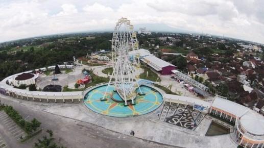 Sindu Kusuma Edupark Tempat Wisata Menarik Park Yogyakarta Kab Sleman