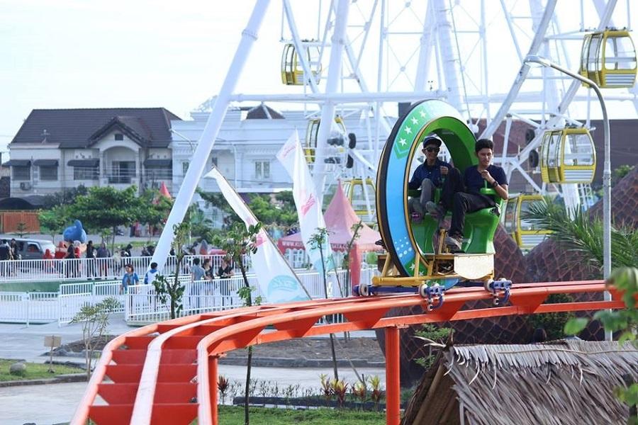 Sindu Kusuma Edupark Tickle Hotel Park Yogyakarta Kab Sleman
