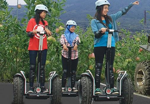 Sindu Kusuma Edupark Yogyakarta Petatempatwisata Segway Park Kab Sleman