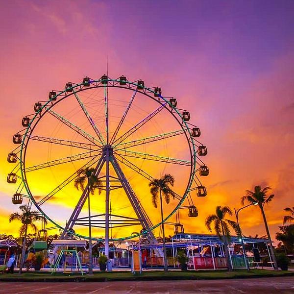 Spot Foto Wisata Sindu Kusuma Edupark Instagramable Sewa Park Yogyakarta