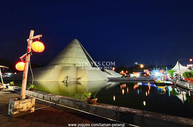Jogja Kembali Monument Taman Pelangi 10 Places Visit Trans Yogyakarta