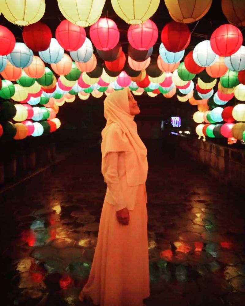 Nikmati Wisata Malam Romantis Taman Pelangi Monumen Jogja Kembali Yogyakarta