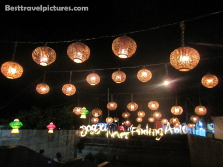 Taman Lampion Pelangi Jogja Weirdo Lifestyle Religion Yogyakarta Kab Sleman