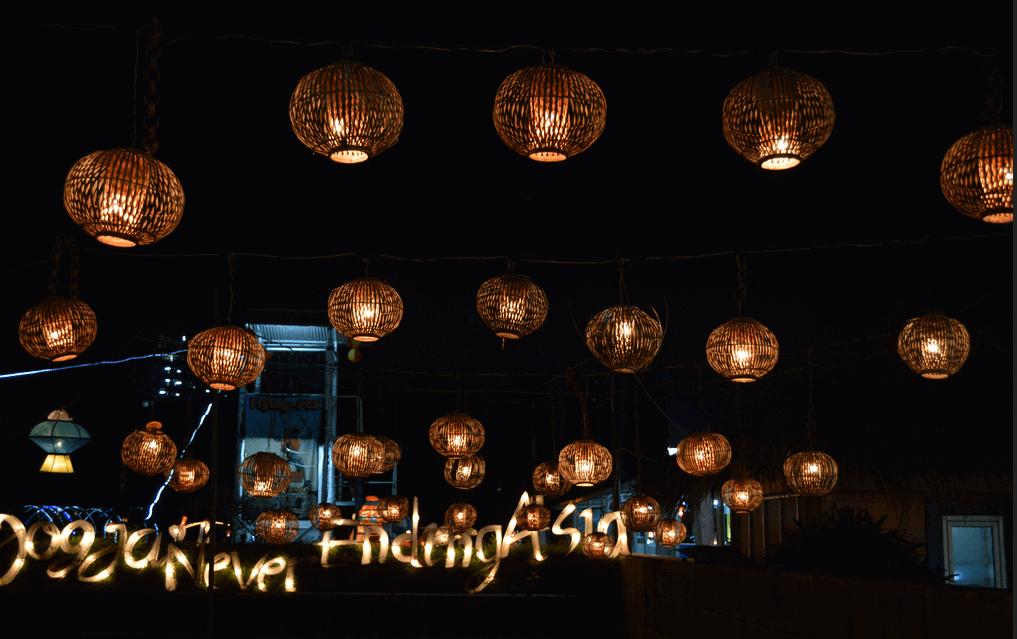Taman Pelangi Jogja Keindahan Terbaik Melihat Malam Hari Lokasi Akses