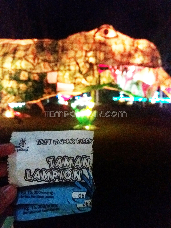 Tiket Taman Pelangi Jogja Tempat Asik Yogyakarta Kab Sleman