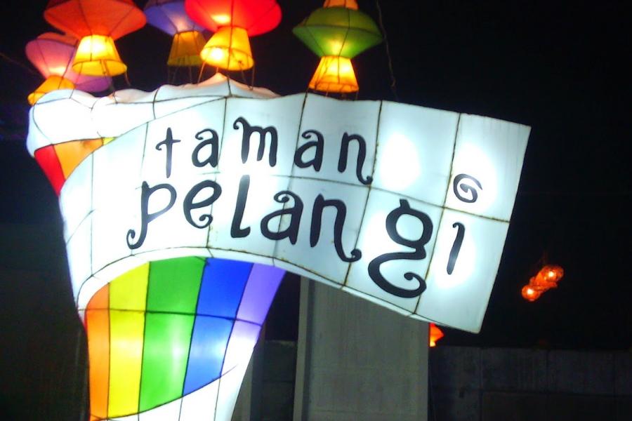 Wisata Taman Pelangi Bakpia Mutiara Jogja Lampion Monjali 1 Yogyakarta