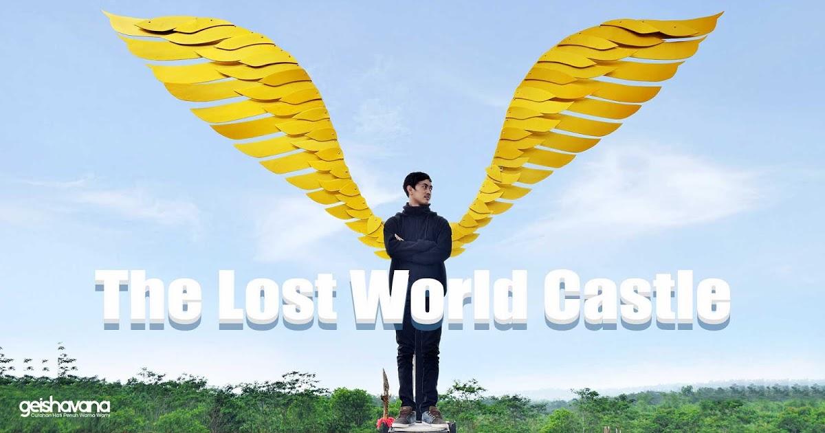 Barangdiskonmurah Liburan Wisata Yogyakarta Lost World Castle Kab Sleman