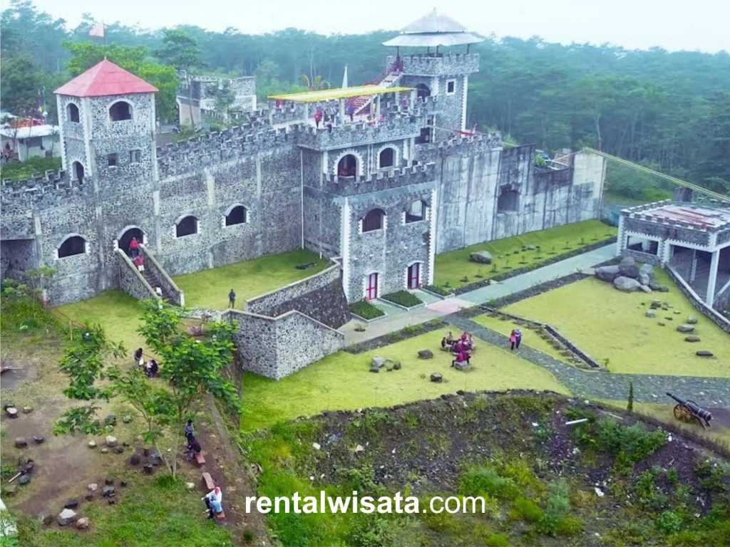 Harga Tiket Lost World Castle Merapi 2018 Rental Wisata Kab