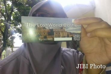 Lost World Castel Salahi Aturan Pemilik Benteng Diberi Surat Salah