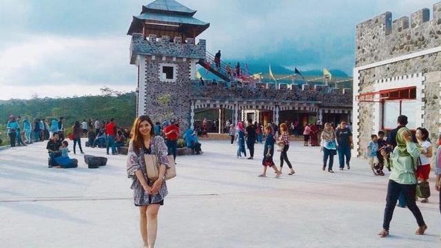 Lost World Castle Destinasi Unik Jogja Hits Citizen6 Kab Sleman