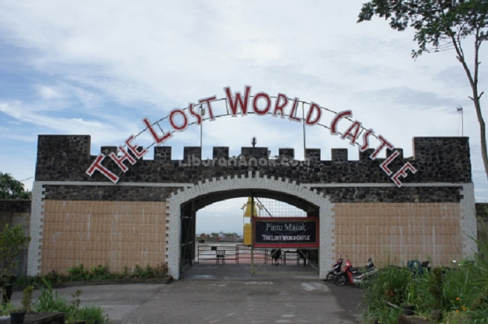 Lost World Castle Kids Holiday Spots Liburan Anak Kab Sleman