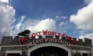 Lost World Castle Menilik Kemegahan Bangunan Menyerupai Tembok Terletak Dusun