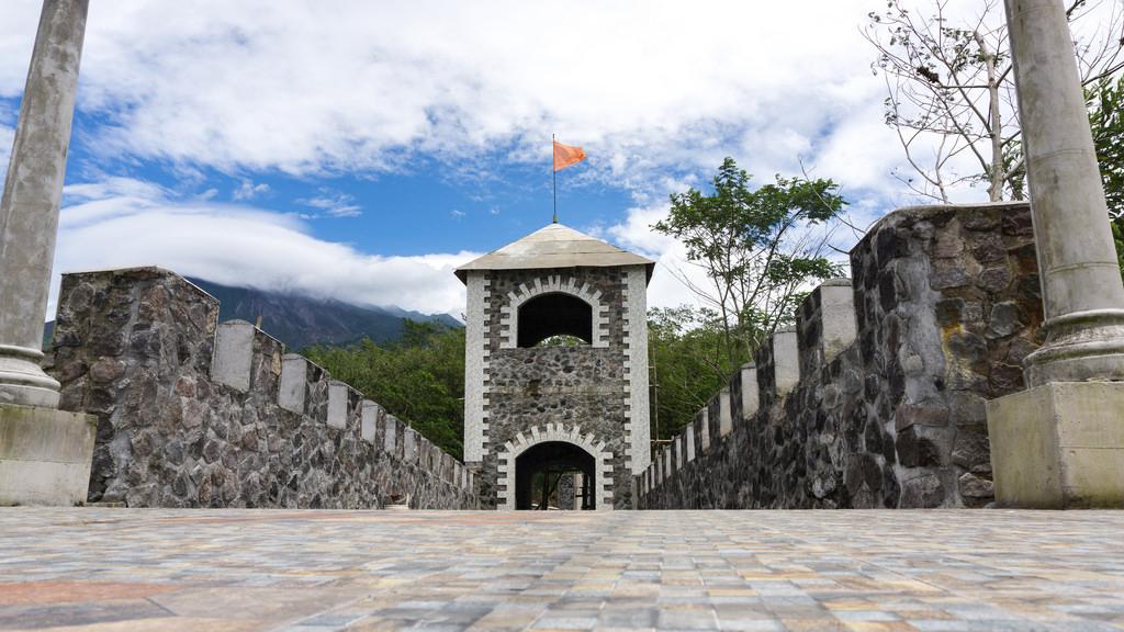 Lost World Castle Merapi Yogyakarta Castles Kab Sleman