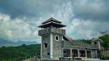 Lost World Castle Primadona Wisata Jogja Kab Sleman