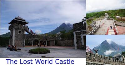 Lost World Castle Wisata Hitz Jogja Kangen Kab Sleman