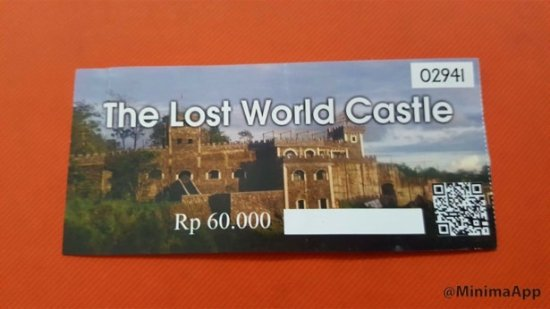 Tiket Masuk Picture Lost World Castle Sleman Tripadvisor Kab