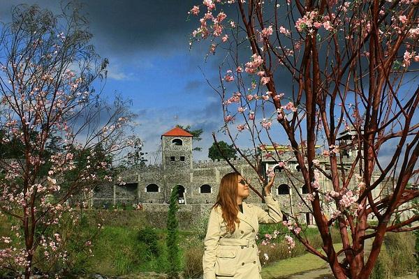 Wisata Rekreasi Lost World Castle Seleman Diy Kab Sleman