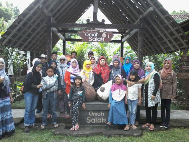 Liburan Yogyakarta 5 Wisata Alam Kabupaten Sleman Bisa Omah Salak