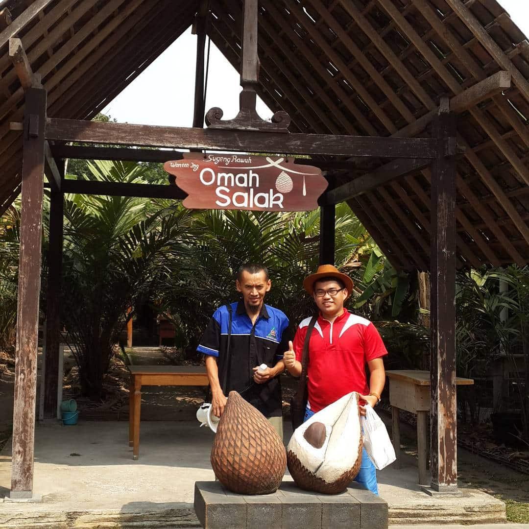 Omah Salak Sleman Proses Buah Indonesia Menjadi Panganan Eksportir Wisata