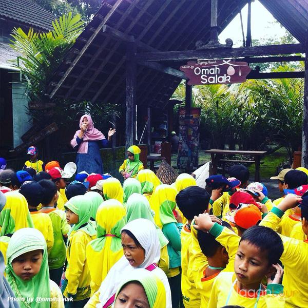 Omah Salak Wisata Edukasi Jogja Nagantour Photo Omahsalak Kab Sleman