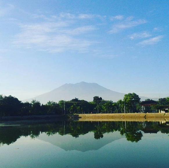17 Tempat Wisata Sragen Jawa Tengah Wajib Dikunjungi Waduk Blimbing