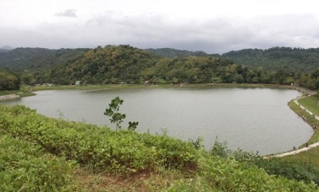 21 Daftar Tempat Wisata Sragen Jawa Tengah Menarik Waduk Blimbing