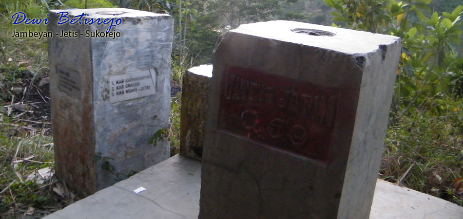 Desa Wisata Betisrejo Alam Kab Sragen