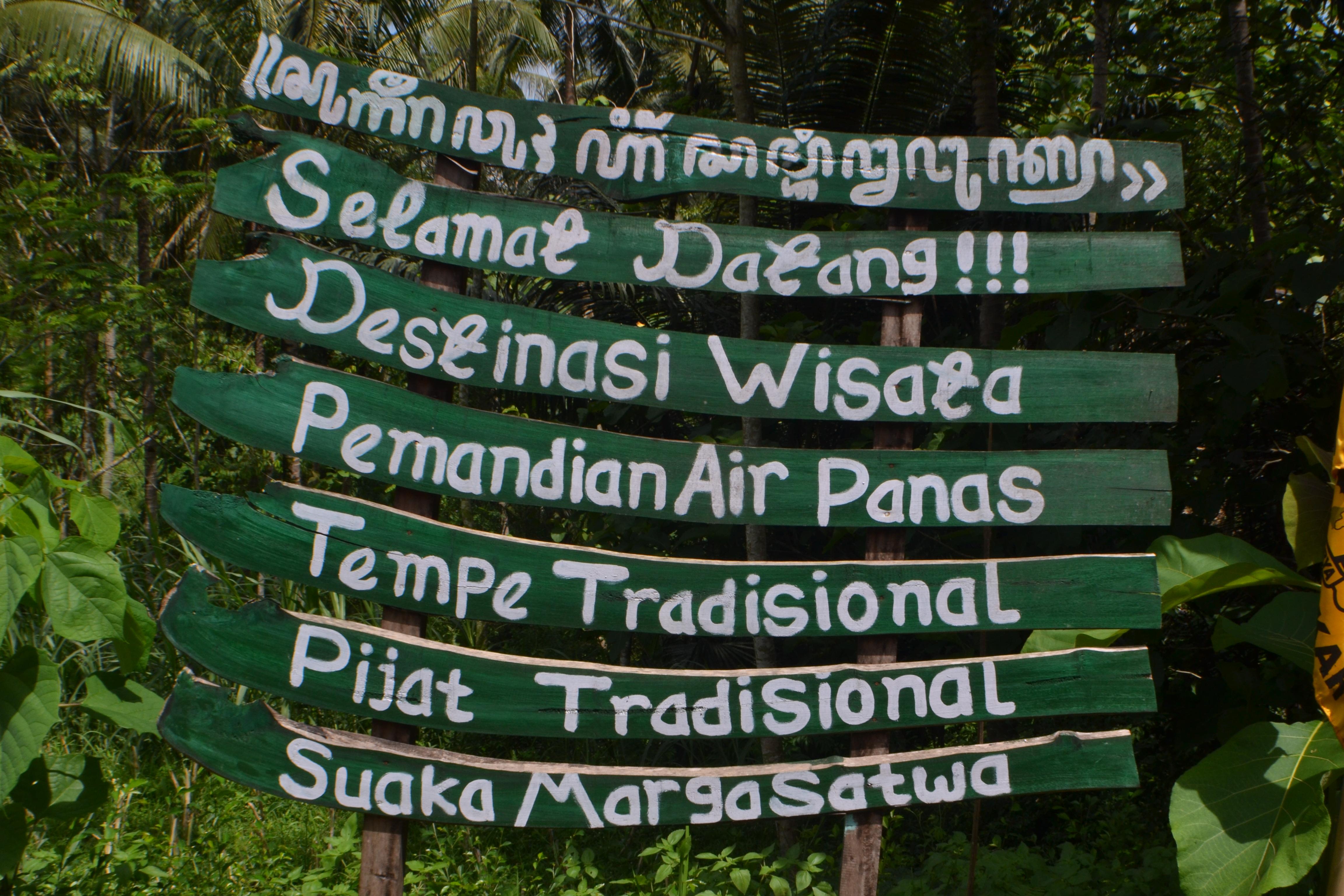 Desa Wisata Betisrejo Jajaran Pemerintah Masyarakat Jetis Menyambut Antusias Pengembangan
