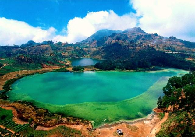 Desa Wisata Dieng Kulon Menjadi Terbaik 25 Daftar Obyek Patu