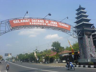 Tempat Wisata Sragen Menarik Dikunjungi Info Kabupaten Tidak Jauh Surakarta