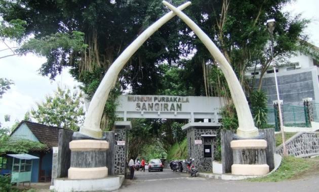 21 Daftar Tempat Wisata Sragen Jawa Tengah Menarik Museum Prasejarah