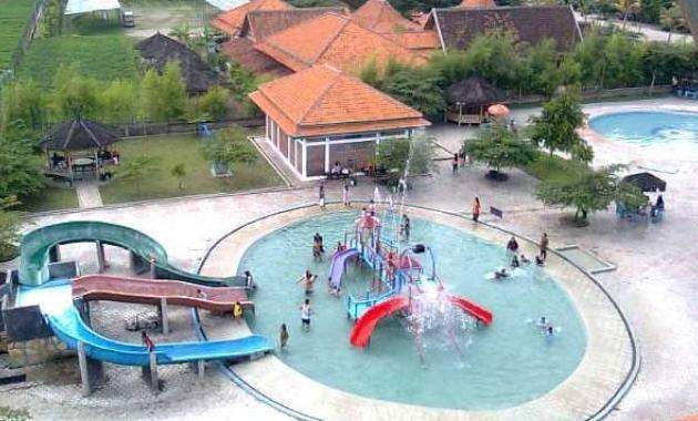 21 Daftar Tempat Wisata Sragen Jawa Tengah Menarik Taman Dayu