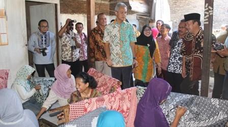 Batik Informasi Umkm Kabupaten Sragen Jadi Daya Saing Mea Wisata