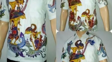 Batik Informasi Umkm Kabupaten Sragen Tulis Wayang Plupuh Wisata Dewi
