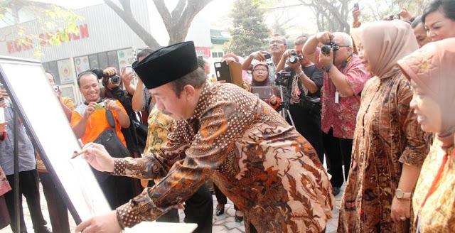 Galeri Batik Sukowati Soloraya Sragen Pun Punya Kekayaan Tak Ternilai