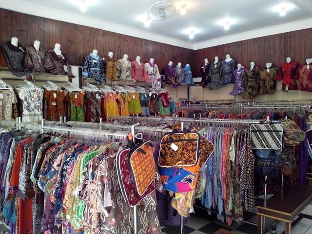 Galleri Batik Sukowati Sentra Bisnis Sragen Sbbs Radio Wisata Dewi