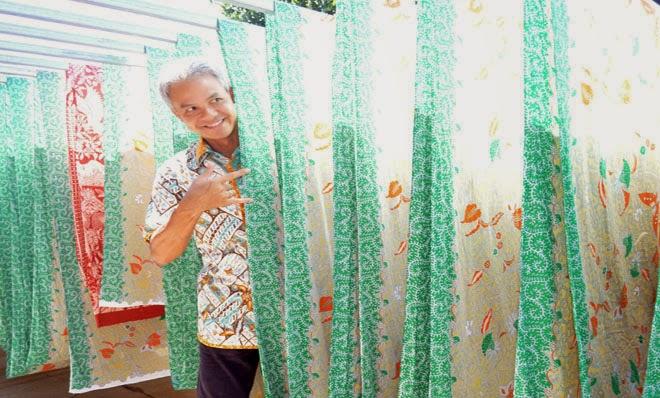 Puji Inovasi Batik Wisata Dewi Arum Kab Sragen